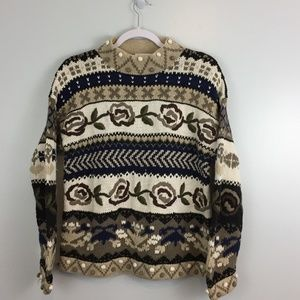 Express Women's Handknitted Sweater Size XS